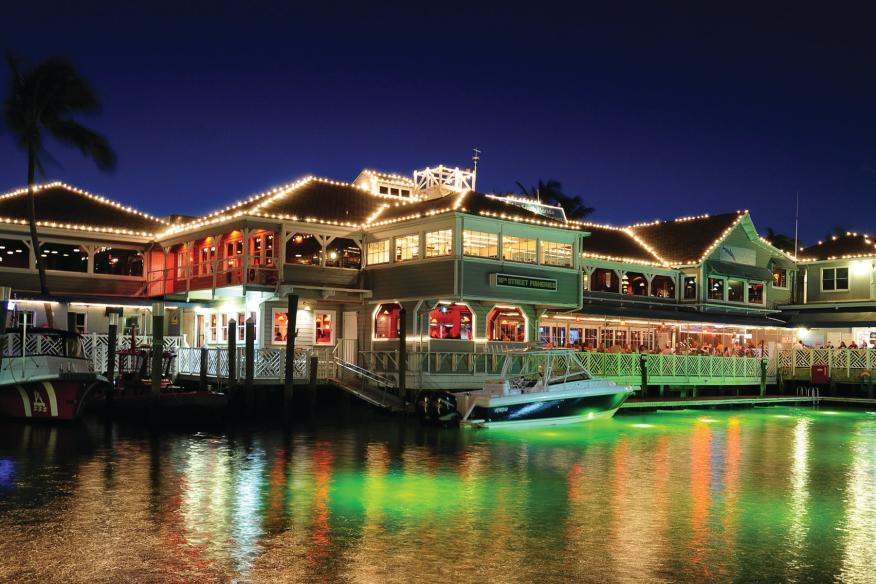 Dockside Glow