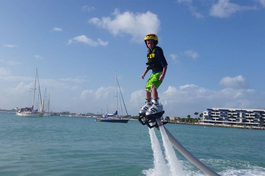 flyboard boy