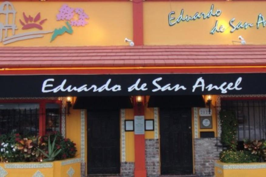 EDUARDO DE SAN ANGEL