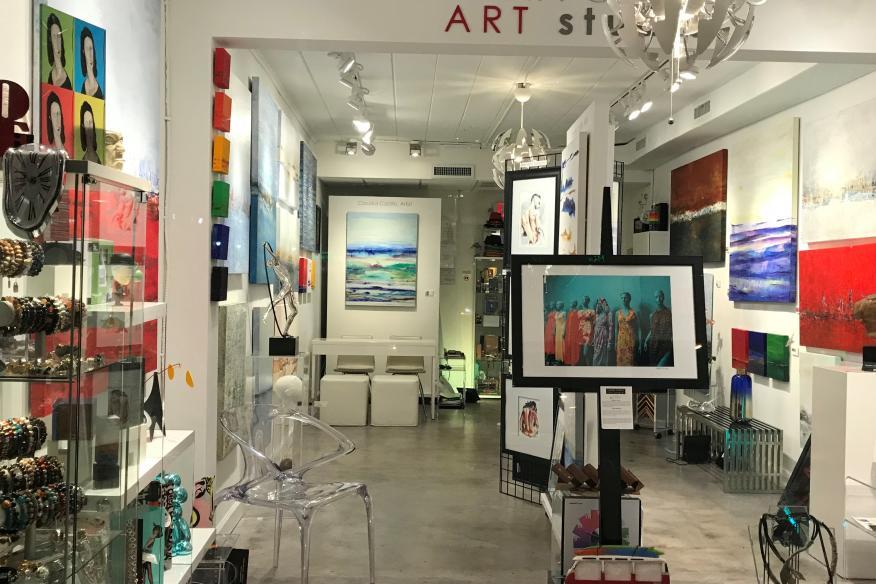 CLAUDIA CASTILLO ART studio