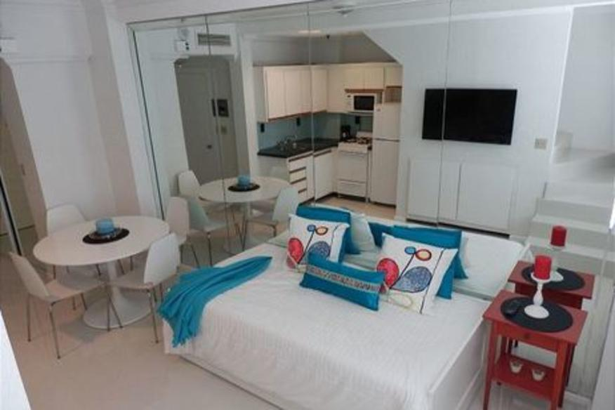 Hollywood Beach Resort #787 One Bedroom Loft Two Full Beds Ocean/City View