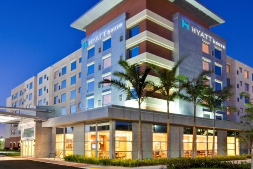 HYATT HOUSE FORT LAUDERDALE AIRPORT AND CRUISE PORT