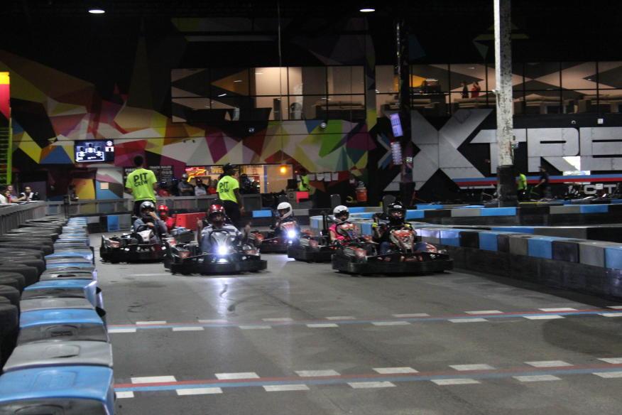 racers on their mark