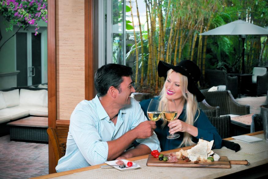 Preston's Wine & Martini Lounge