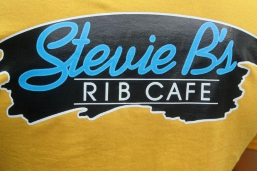STEVIE B'S RIB CAFE