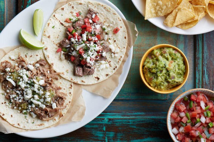 Margaritaville Tacos