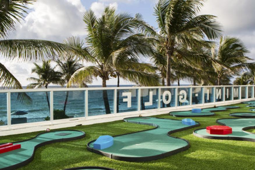 OceanSky Hotel & Resort