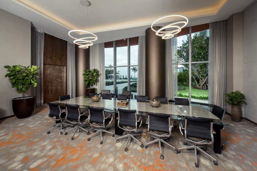 Atlantic Board Room