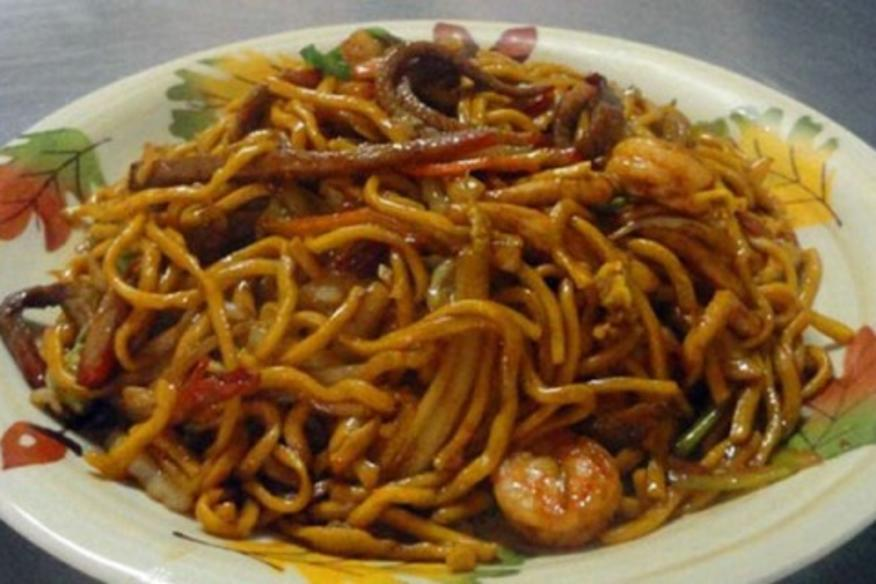 NEW HONG KONG CHINESE FOOD