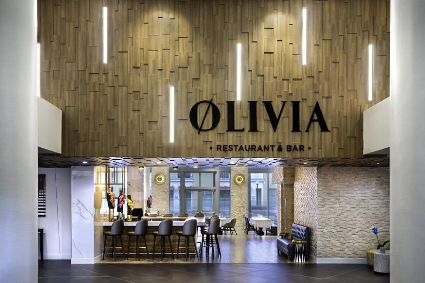 Olivia Entrance
