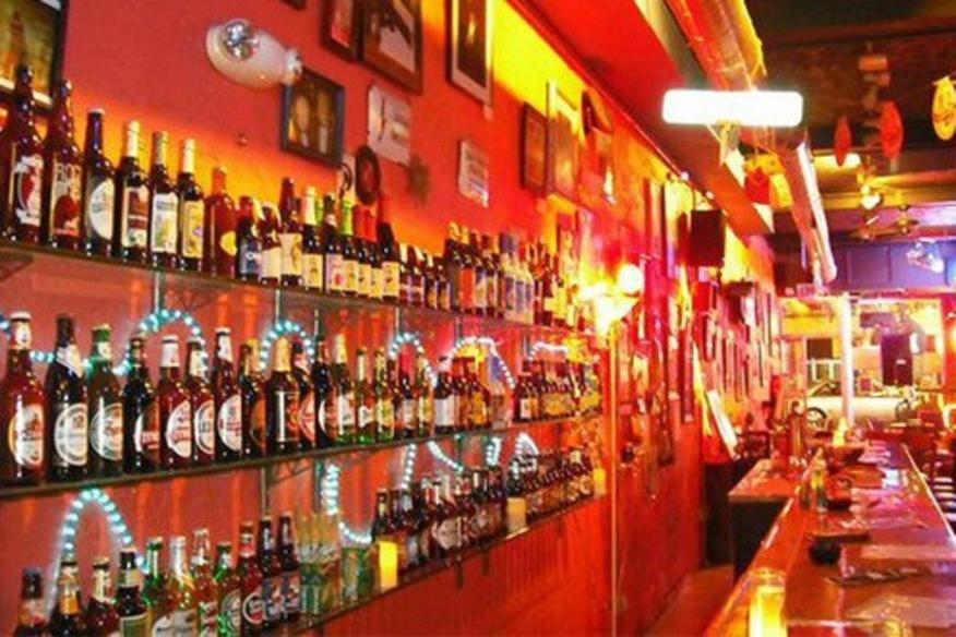 PRL Euro Bar