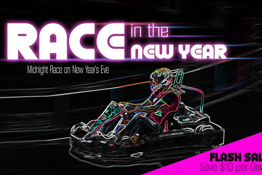 Register Early and SAVE | Race in the New Year 2019