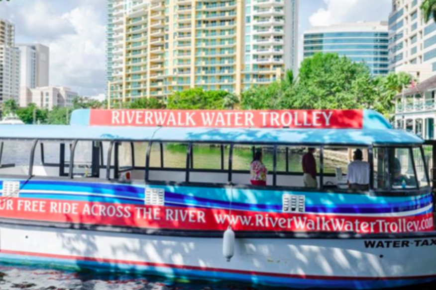 Water Trolley Photo