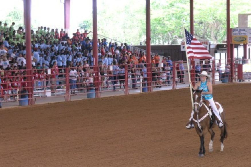 BERGERON RODEO GROUNDS