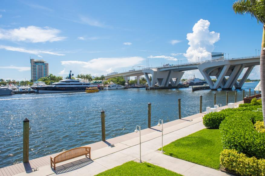 Exterior Intracoastal