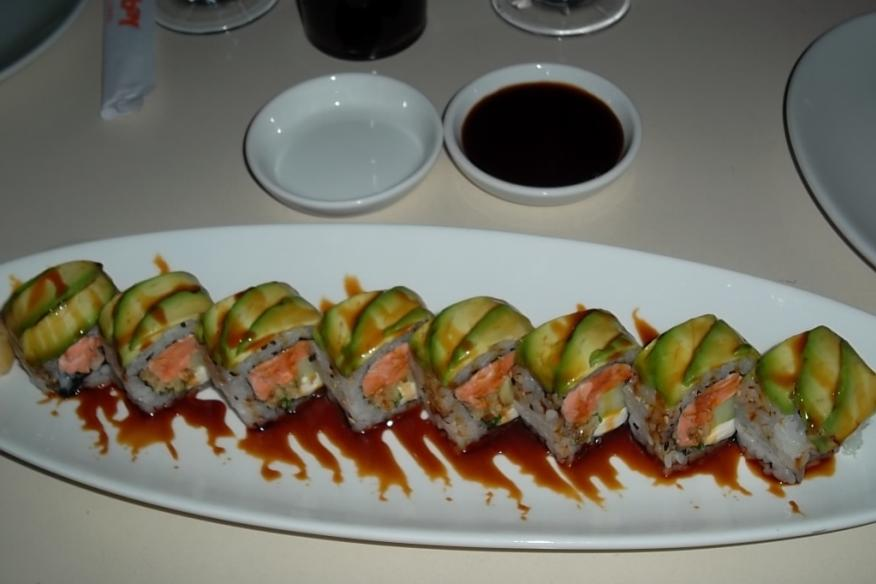 The Pascale at Asia Bay Sushi & Thai