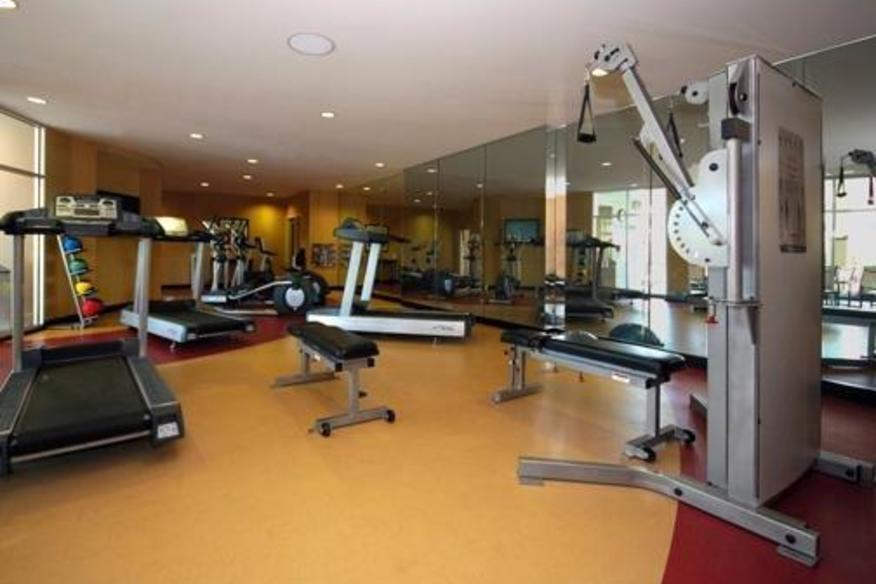 Cambria Suites Fitness Center