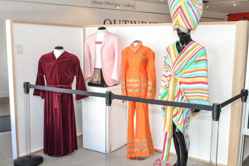 Harvey Firestein's Clothes