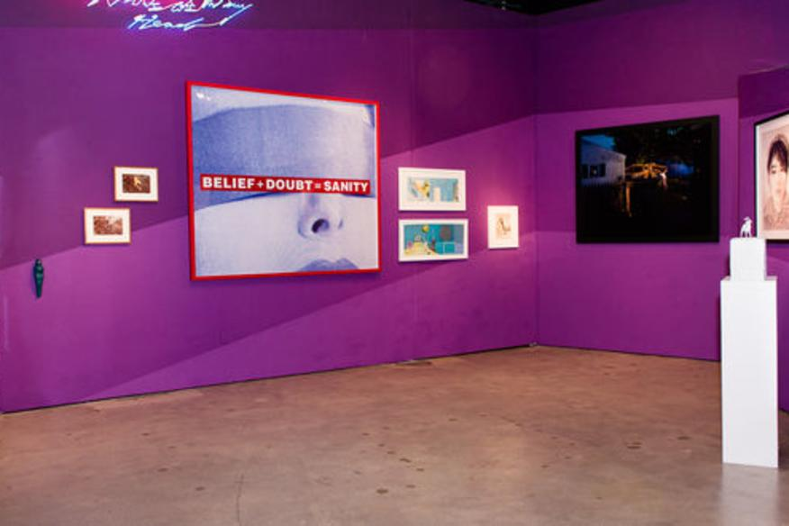 Exhibition: I think it's in my head, 2013-2014