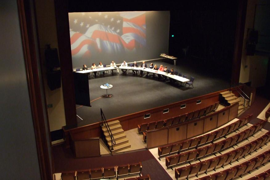 MCC Theater Stage