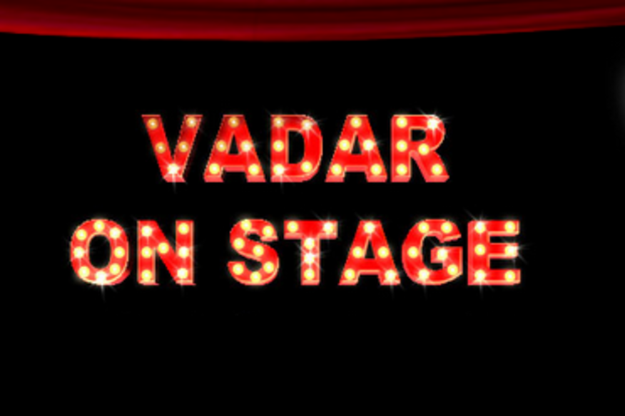 Vadar On Stage