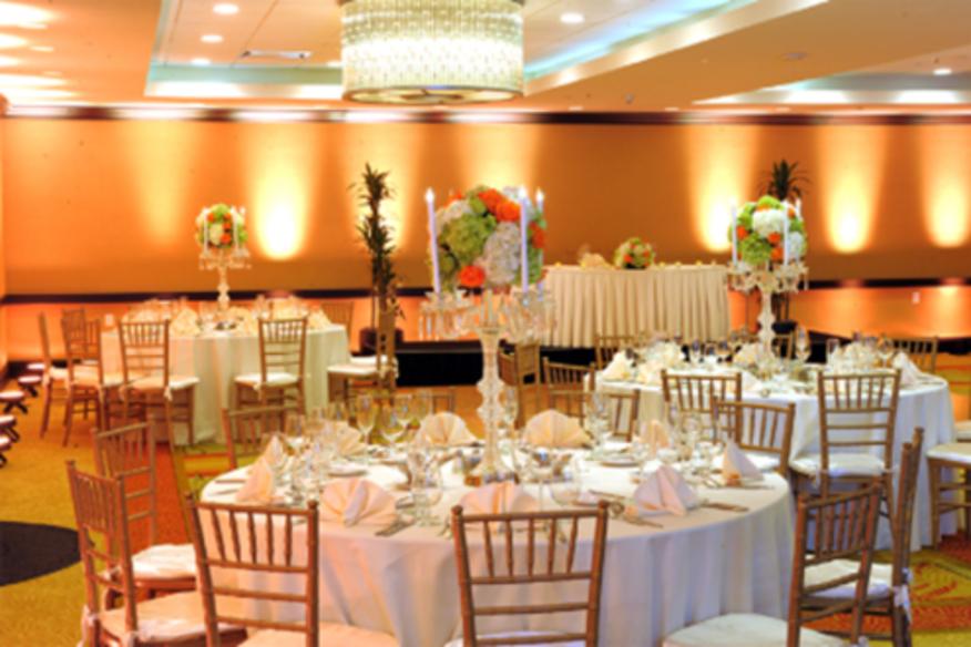 Wyndham Deerfield Wedding