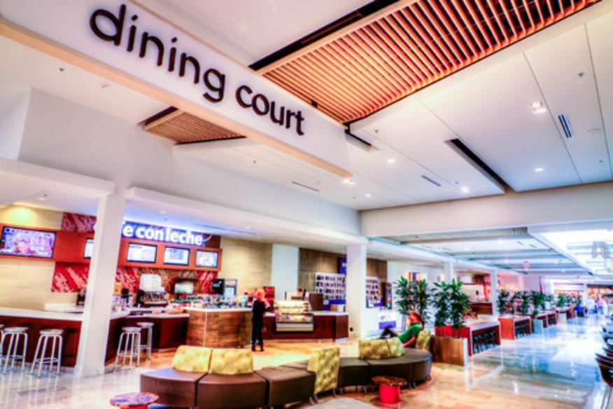 Westfield Broward - Dining Court Cut-Through