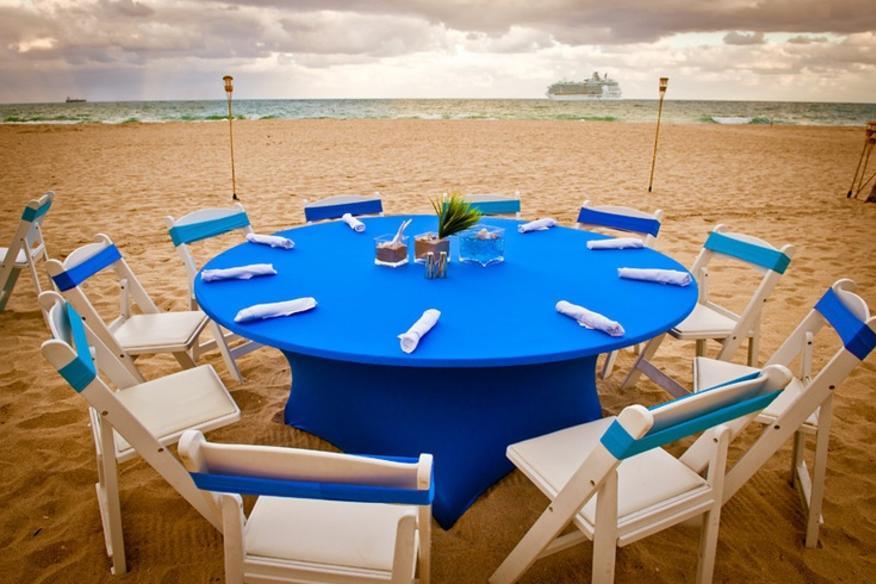 Beach Social Event
