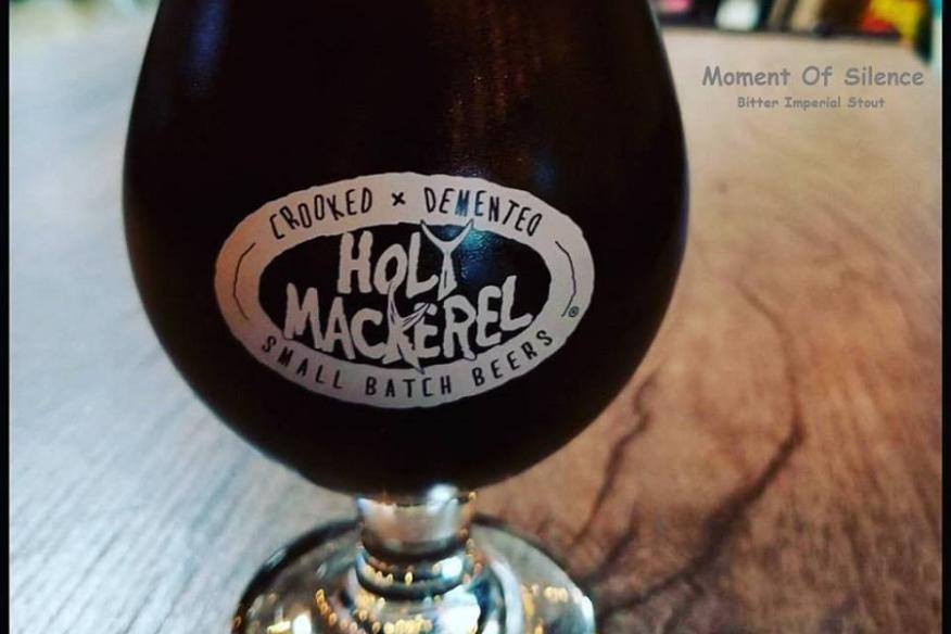 Closeup Dark Beer