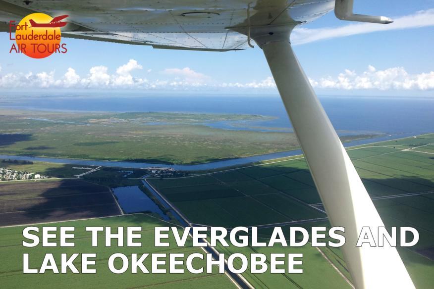 Lake Okeechobee Air Tour