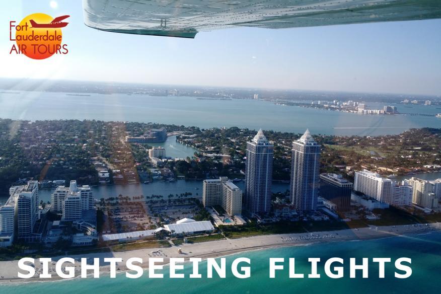 Sightseeing Flights