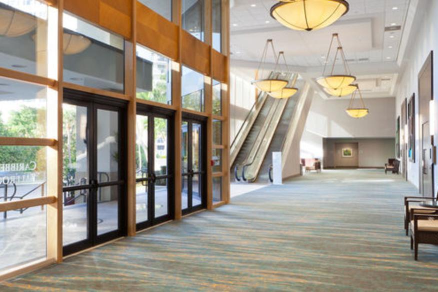 Caribbean Ballroom Foyer