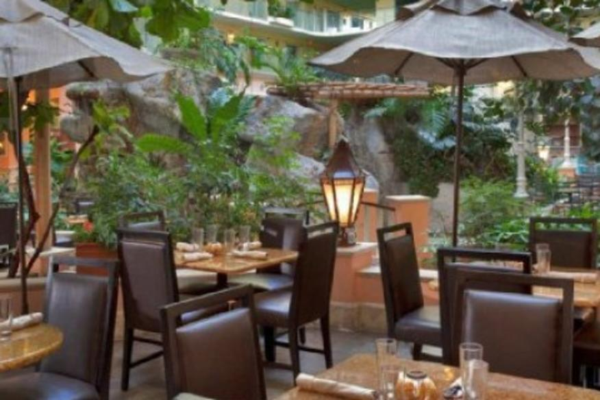 E SPOT RESTAURANT & BAR AT THE EMBASSY SUITES FORT LAUDERDALE