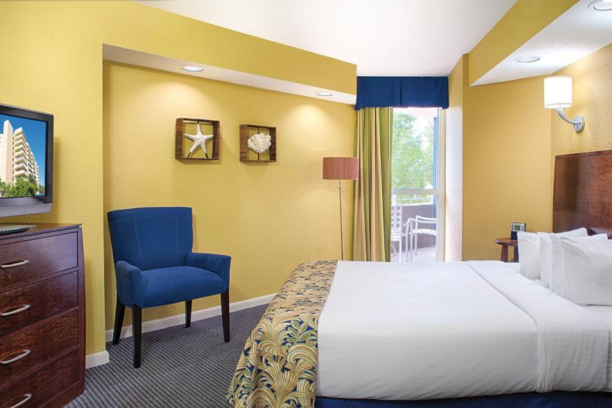 Pompano Beach, FL - Wyndham Santa Barbara Resort, Two Bedroom Suite