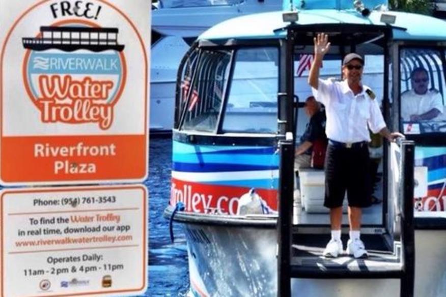 Trolley Dock