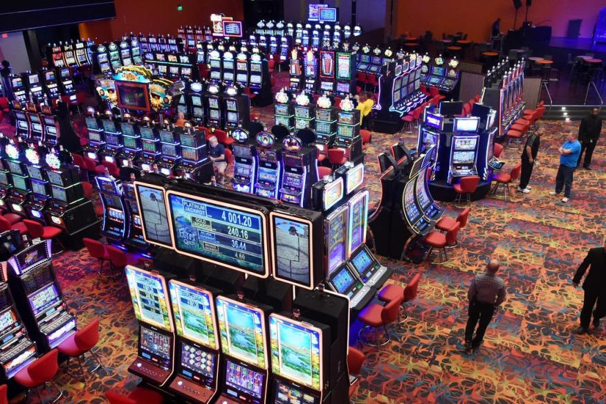 Areal Slots