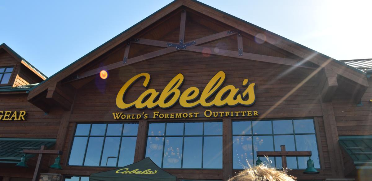 Cabela's Gainesville GO 3.9 309
