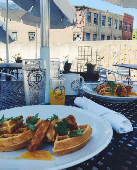 Brunch at Junk Ditch Brewing Company - Fort Wayne