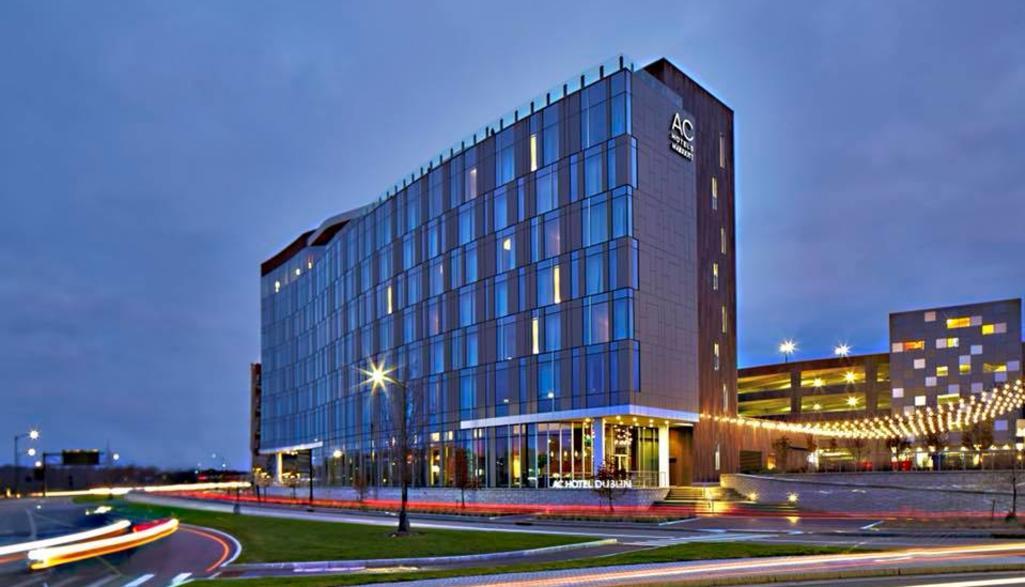 AC Hotel by Marriott Exterior