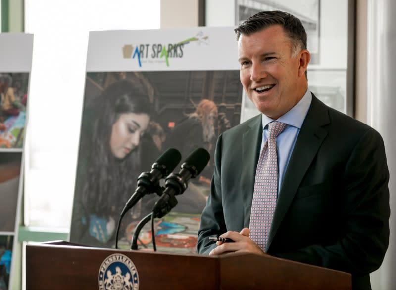 Mark Compton, PA Turnpike CEO