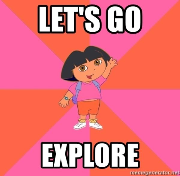 explore meme