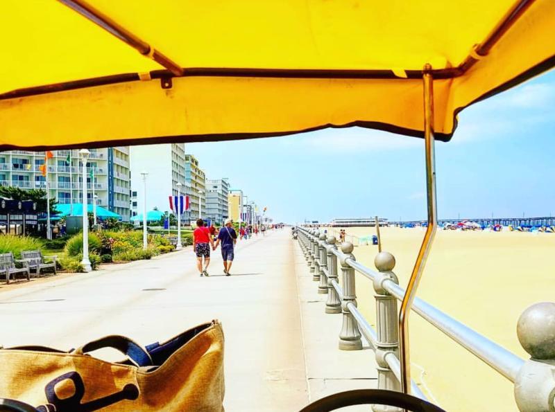 Va Beach Boardwalk