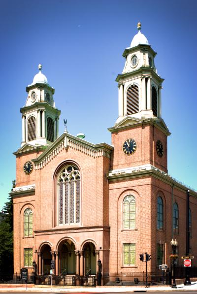 First Church of Albany