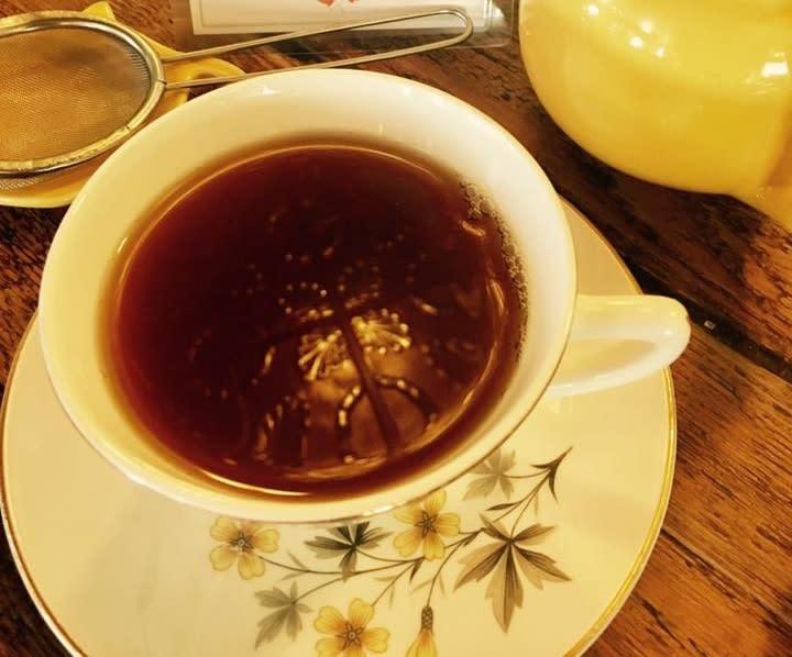 Pumpkin Pie Tea from A Taste of Britain