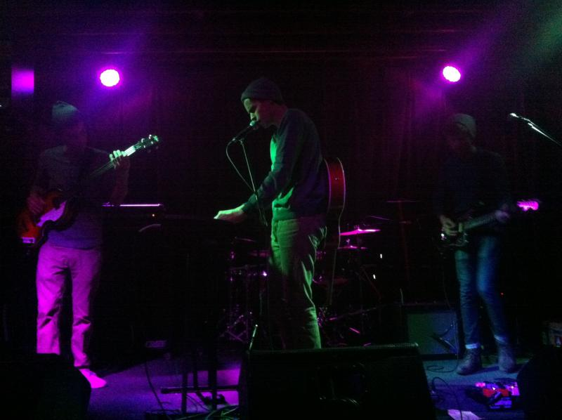 Son & Thief play the Caledonia on 1/15