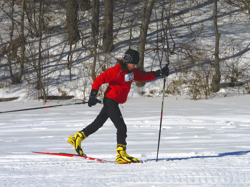 Cross Country Skiing - Photo by: Elizabeth & Cindy Schultz, Volume One