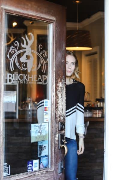 Welcome to Buckhead Coffeehouse