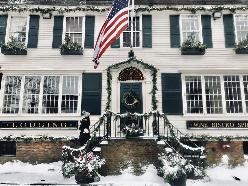 Clarke Cooke House Christmas