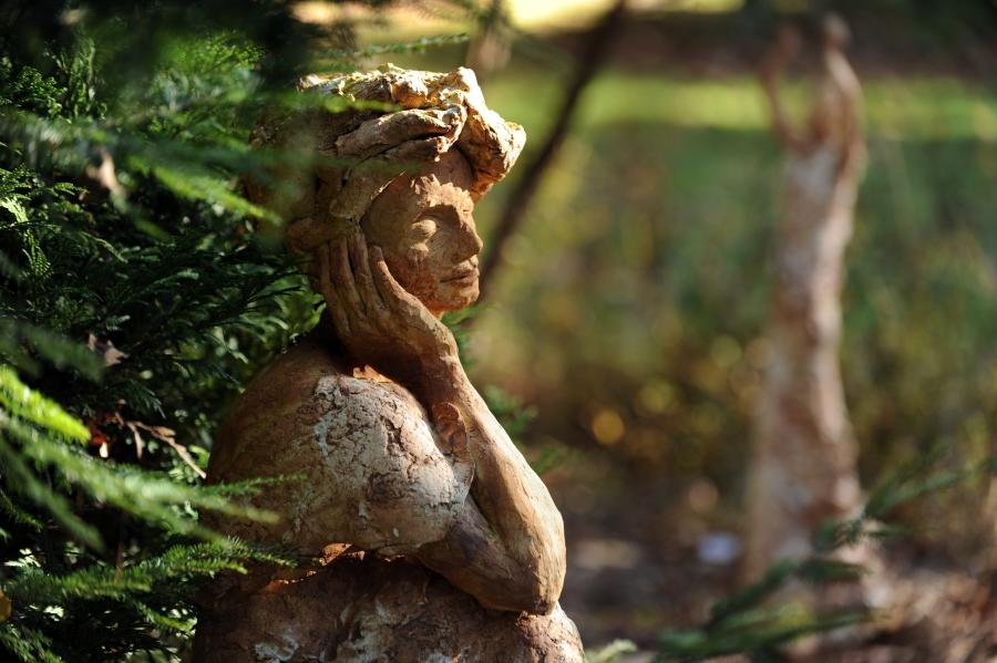 Tinka Jordy Sculpture in the Garden