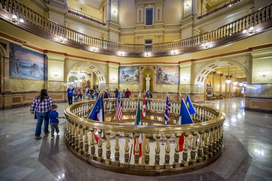 Copy of Kids at Capitol